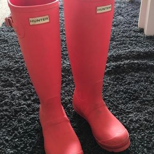 Hunter Rubber Boots *STEAL OF A DEAL*